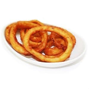 onion ring appetizer
