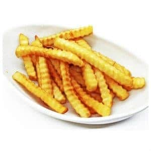 order of fries appetizer