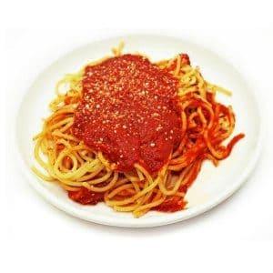 side of spaghetti