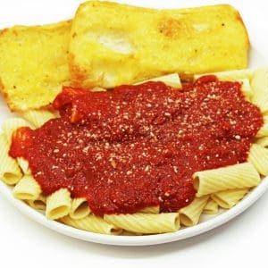 Rigatoni Dinner
